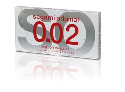 Bao Cao Su Sagami Original 0.02