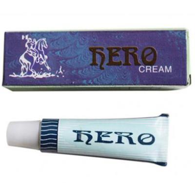 Nơi bán 6 tuýp gel HERO CREAM chống xuất tinh sớm cho phái mạnh