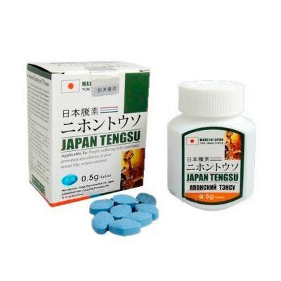 Nơi bán Thuốc tăng cường sinh lý thảo dược Japan Tengsu nhật